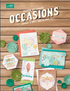 Spring Occasions Catalog